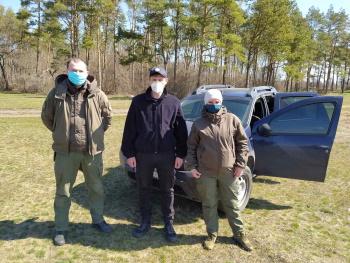 Проведено ряд спільних рибоохоронних рейдів Хмельницького рибоохоронного патруля та Національної поліції, - Хмельницький рибоохоронний патруль